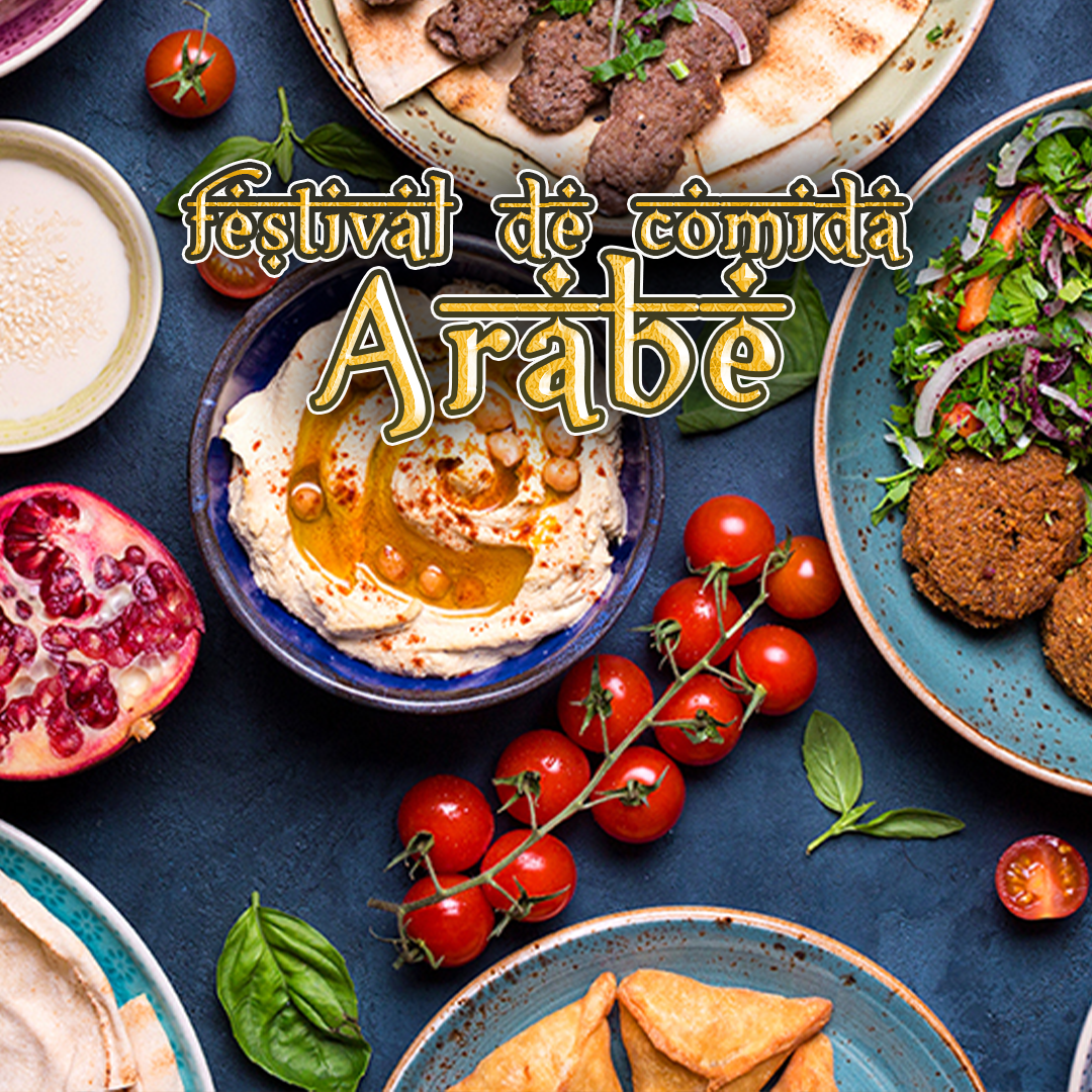 Festival de Comida Árabe - Thumbnail Site