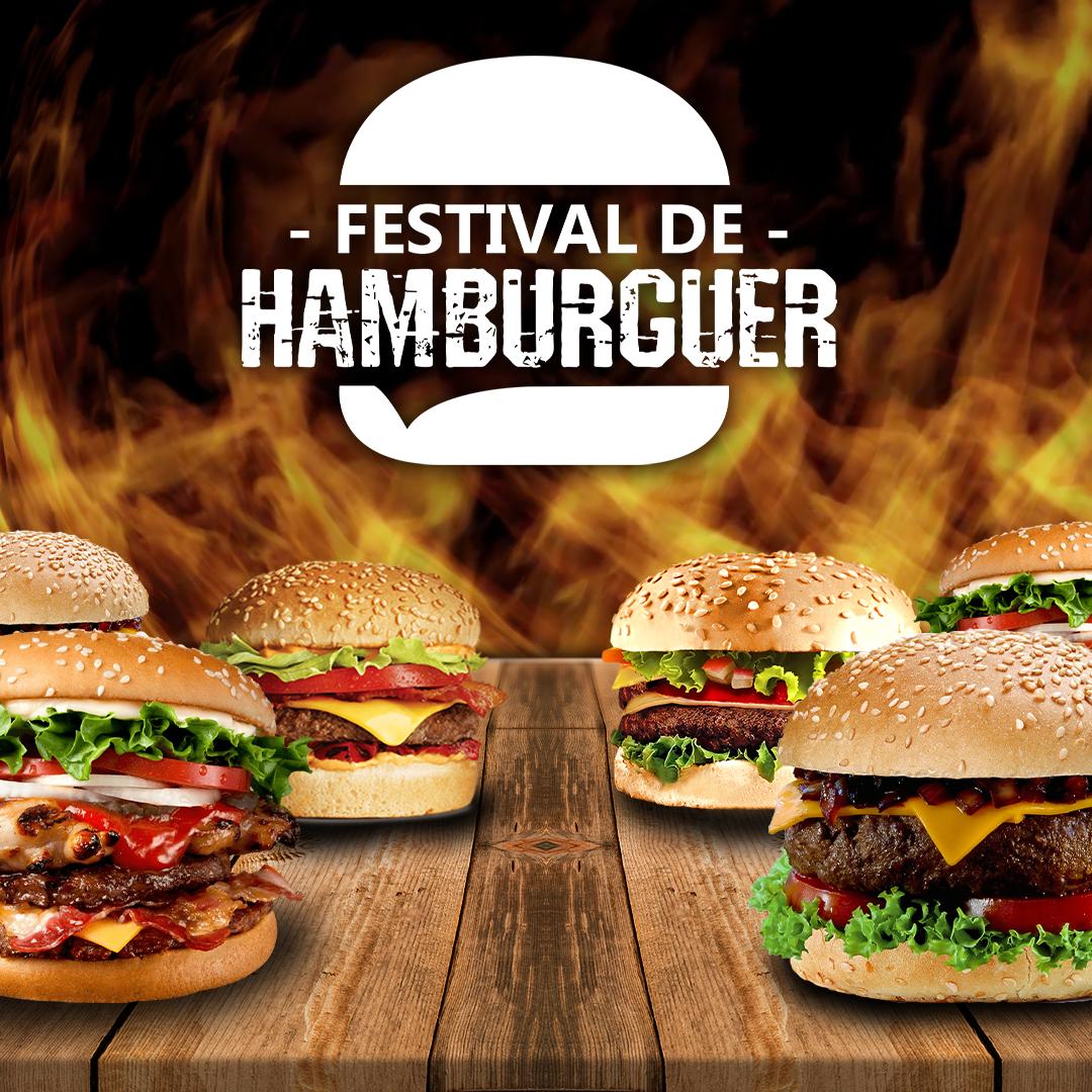 Festival de Hamburguer - Thumbnail Site